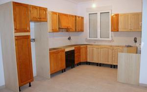 mueble para cocina de madera pino posot class