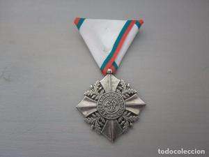 ORDEN AL MÉRITO. BULGARIA. .REPRODUCCIÓN