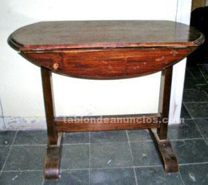 Oportunidad mesa madera maciza, microondas samsung, colchón