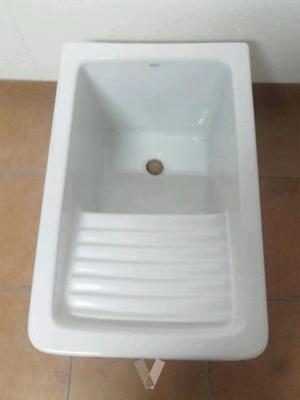Pila lavar marca roca lavadero nueva m laga posot class for Lavadero metalico