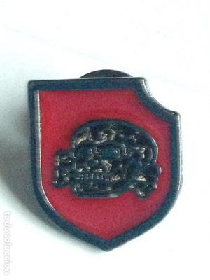 Pin División SS 3.ª Panzerdivision SS Totenkopf. Alemania.