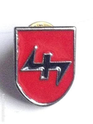 Pin División SS 34.ª División de Granaderos Landstorm