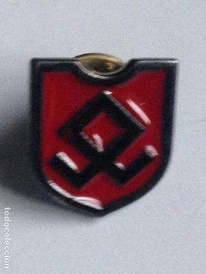 Pin División SS 7ª División de Montaña Prinz Eugen.