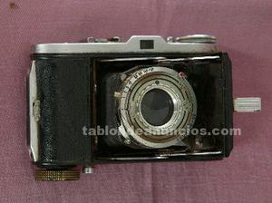 Camara de fotos muy antigua