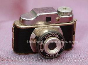 Camaras de fotos agfa y mini colly
