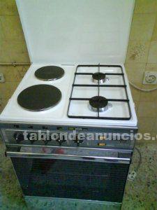 Cocina a gas nueva