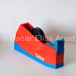 Dispensador de celo tipo industrial TESA. Tesa Film,