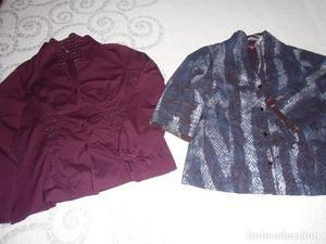 Lote de dos camisas de Adolfo Domínguez