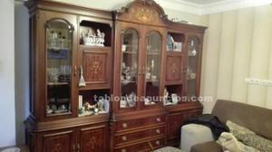 Mueble de salon y mesa a juego