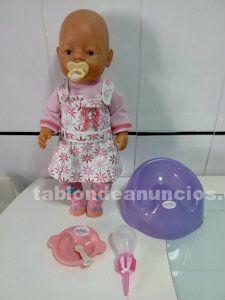 Muñeco baby born con lote