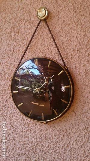 Reloj de pared a cuerda (funcional)
