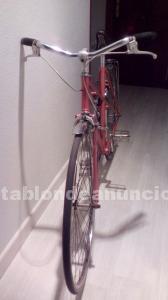 Se vende bicicleta clásica de paseo