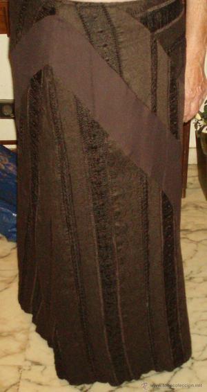 falda larga nueva sin estrenar de Elena Miro talla 42