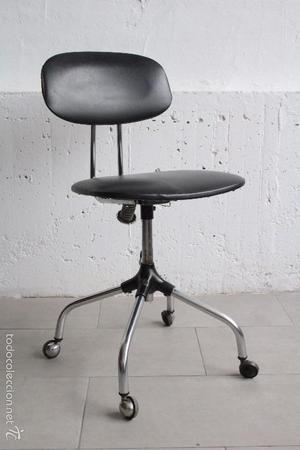 silla industrial de taller