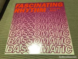 BASSOMATIC - FASCINATING RHYTHM MAXI UK VIRGIN 90 RENEGADE