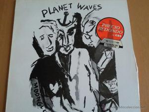BOB DYLAN PLANET WAVES LP SPAIN
