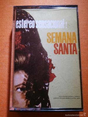 CINTA DE CASSETTE - Semana Santa - La trianera, Conchita