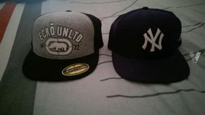 Gorras Ecko unltd, Yankees New Era.t7