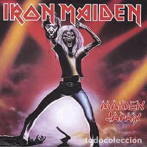 Iron Maiden - Maiden Japan 7ep Nuevo