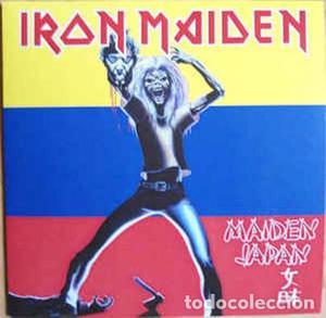 Iron Maiden - Maiden Japan Vol 2 - 7ep Nuevo