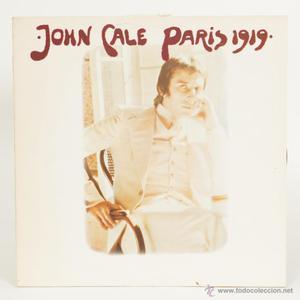 JOHN CALE - PARIS  - COMES ALIVE - ARTIFICIAL