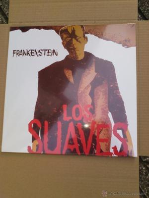 LP LOS SUAVES FRANKENSTEIN ROCK NACIONAL VINILO NUEVO