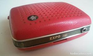 Radio de bolsillo EXPO 72