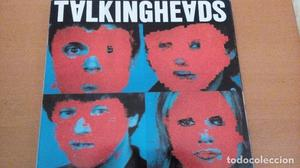 TALKING HEADS REMAIN IN LIGHT LP SPAIN