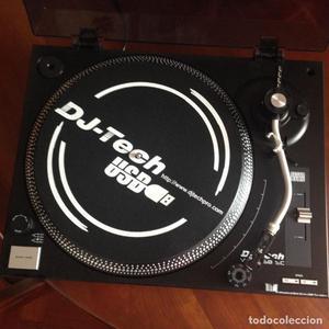 TOCADISCOS DJ TECH