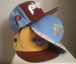 Tres gorras nuevas New Era