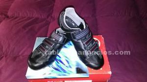 Zapatillas ciclismo berg talla 43