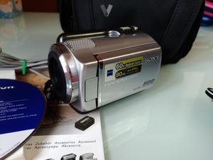 Cámara De Vídeo Sony DCR-SR57