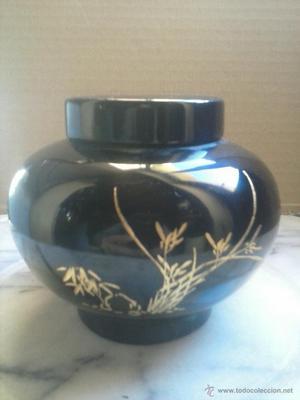 Joyero de madera Japón.