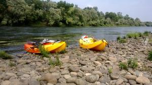 Kayak insumergible Rotomod Mambo