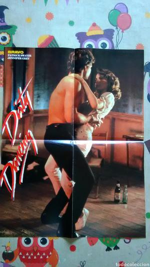 Póster de la película DIRTY DANCING