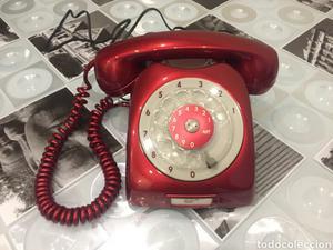Telefono LM Ericsson Pintado y Restaurado