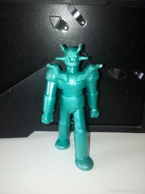 Antigua Figura de Mazinger Z. Original de Yolanda.