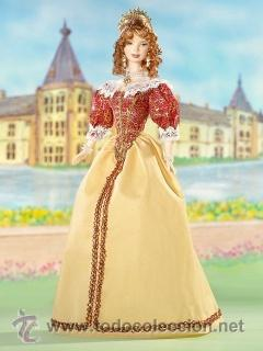 Barbie Collector Princess of the World: Princess of Holland.