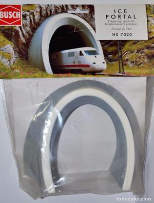 Busch  Boca de túnel para alta velocidad