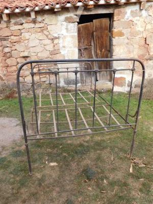 Camas antiguas hierro posot class - Camas antiguas de hierro ...