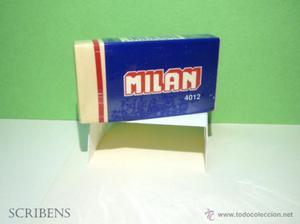 MILAN, ANTIGUA GOMA DE BORRAR PARA LAPIZ, Nº . GRAN