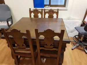 Muebles antiguos de nogal tallados  Posot Class