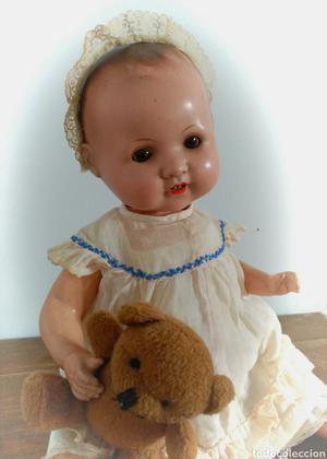 Muñeca antigua Alemana??