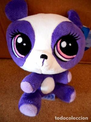 PELUCHE LITTLEST PET SHOP 13 CM (FAMOSA)