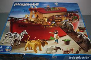 Arca De Noe Playmobil Posot Class