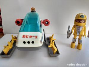 Motor para nave espacial de playmobil playmospace posot for Nave espacial playmobil