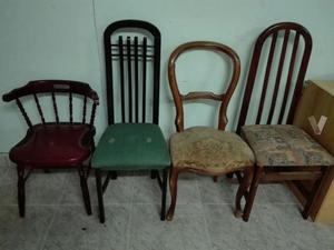 Sillas antiguas a restaurar oferta barcelona posot class - Restaurar sillas antiguas ...