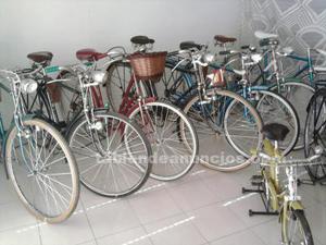 Vendo bicicletas antiguas de las marcas bh y orbea tot
