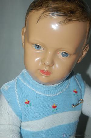 muñeca alemana sitz baby años 20