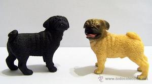 pareja de perritos doguillos
